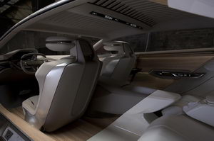 Galerie images int rieur peugeot hx1 concept 2011 for Peugeot 908 interieur