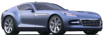 Présentation de la Chrysler Firepower concept