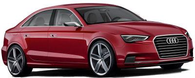 Le concept-car Audi A3 Concept est un concept de berline tri-corps qui annonce la troisième génération d'Audi A3, prévue pour 2012.  Les évolutions stylistiques sont subtiles.