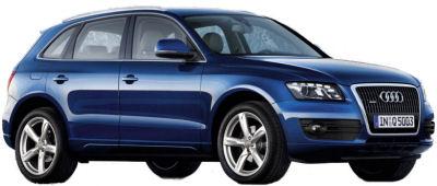 Présentation du nouveau SUV crossover premium compact d'Audi: l'<b>Audi Q5</b>. Cette Audi Q5 sera le concurrent du BMW X3. Découvrez ses nombreux atouts..