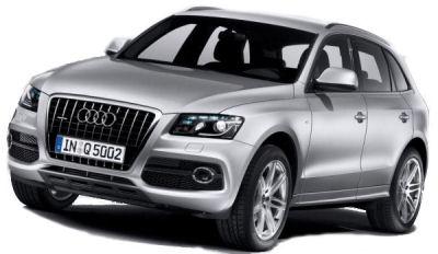 Découvrez la nouvelle Audi Q5 S-Line, préparation officielle Audi sur base de Audi Q5.