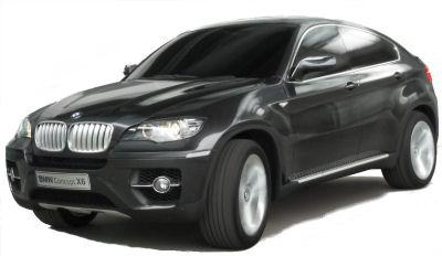 Présentation du concept-car BMW Sport Activity Concept X6..