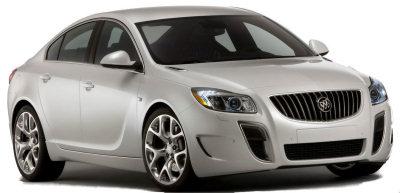 Présentation de la version sportive de la Buick Regal..