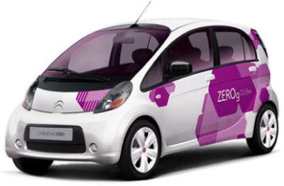 Citroën va commercialiser sous sa marque une voiture 100% électrique de nouvelle génération, basée sur le Mitsubishi i-Miev.
