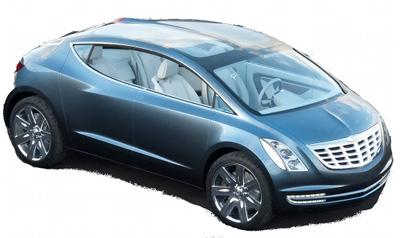 Présentation du concept car Chrysler Ecovoyager Concept.
