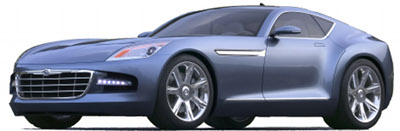 Présentation du concept car Chrysler Firepower Concept..