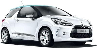 Citroën vient de présenter les lignes définitives de sa Citroën DS3. Si la filiation avec la nouvelle Citroën C3 5 portes est évidente, certains détails la font monter en gamme (notamment les magnifiques diodes pour l'éclairage de jour sur le bouclier avant).