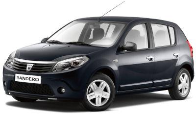 Présentation complète de la nouvelle <b>Dacia Sandero</b>. Prévue à l'origine pour le mercosur, cette version à hayon de la Dacia Logan sera commercialisée en Europe, avec pour atouts une plastique aguichante totalement revue, et une qualité en hausse.