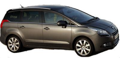 Présentation complète du monospace Peugeot 5008, de son design extérieur emprunté au Citroën Grand C4-Picasso, de son intérieur et de sa planche de bord reprise de la Peugeot 3008, et de sa modularité exemplaire avec ses 7 places, dont 2 sièges additionnels s'escamotant dans le plancher..