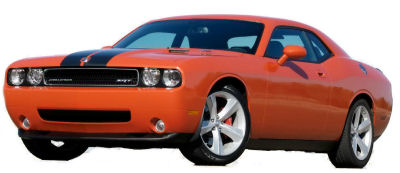 Présentation de la Dodger Challenger SRT8 de 2010.