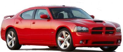 Présentation de la Dodger Charger SRT8 de 2010.