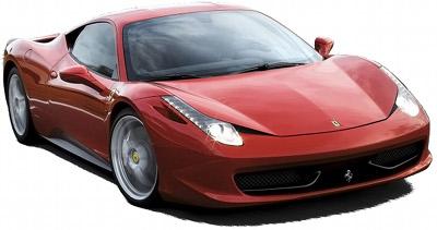 Présentation de la <b>Ferrari 430 Scuderia</b>.