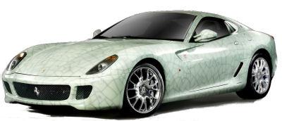Présentation de l'édition limitée pour la Chine de la <b>Ferrari 599 GTB Fiorano</b>.