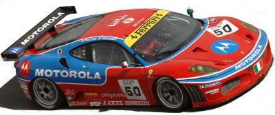 Présentation de la supercar <b>Ferrari F430 GT Racing</b>.