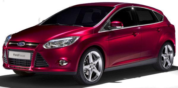 Présentation de la troisième génération de Ford Focus.