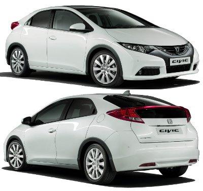 Présentation de la neuvième génération de Honda Civic. Une silhouette proche de sa devancière, mais des améliorations dans tous les domaines.