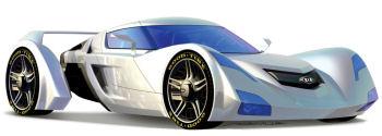 Présentation du concept-car Kia Sidewinter