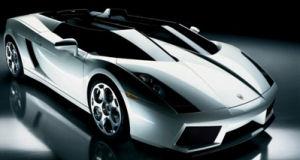 Présentation de la Lamborghini Concept S