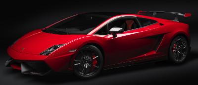 Présentation de la supercar <b>Lamborghini Gallardo LP 570-4 Super Trofeo Stradale</b> de 2012