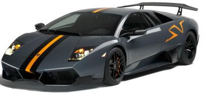 Présentation de l'édition spéciale pour la Chine de la supercar <b>Lamborghini Murcielago LP 670-4 Superveloce</b> de 2010..