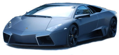 Présentation de la supercar <b>Lamborghini Reventon Number 20</b> de 2009.