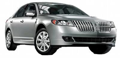 Présentation de la Lincoln MKZ de 2011..