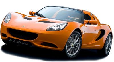Présentation de la Lotus Elise de 2011.