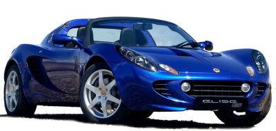 Présentation de la Lotus Elise S de 2006