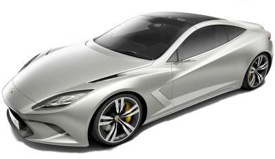 Présentation du premier prototype de la future Lotus Elite..