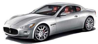 Présentation de la <b>Maserati GranTurismo</b> de 2007.