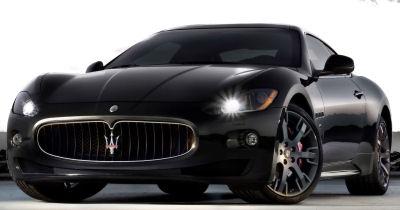 Présentation de la <b>Maserati GranTurismo S</b> de 2008..