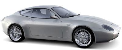 Présentation de la <b>Maserati GS Zagato</b> de 2007.