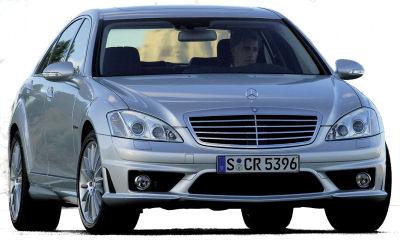 Présentation de la  <b>Mercedes-Benz S 63 AMG</b> de 2007