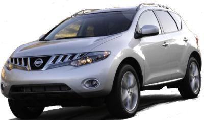 Présentation de la nouvelle génération du SUV Nissan Murano.