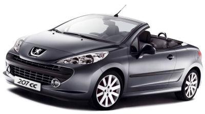 Reprenant le concept très porteur du coupé-cabriolet que Peugeot a démocratisé avec la Peugeot 206 CC, cette Peugeot 207 CC corrige certaines lacunes de sa devancière (notamment au niveau de l'habitabilité des places arrière), et permet à Peugeot de diversifier sa gamme 207 et de conquérir de nouvelles parts de marché.