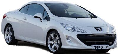 Présentation du nouveau coupé-cabriolet Peugeot 308 CC, qui marque une amélioration dans tous les domaines par rapport à sa devancière la Peugeot 307 CC.