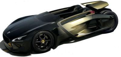 En 2010, Peugeot présente ce concept-car de course, nommé Peugeot EX1 Concept. Reprenant les derniers codes stylistiques de la marque, ce concept-car est l'équivalent 2010 des concept-cars 20Cup: un démonstrateur technologique orienté sur la course auto, le plaisir,...<br> Grande innovation pour cette EX1: ce prototype est un véhicule 100% électrique, destiné à battre des records d'accélération. Pour montrer au monde entier que voiture électrique ne rime pas toujours avec