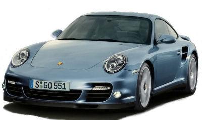 Présentation de la nouvelle Porsche 911 Turbo S de 2011.