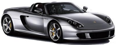 Présentation de la fabuleuse supercar de Porsche: la Porsche Carrera GT..