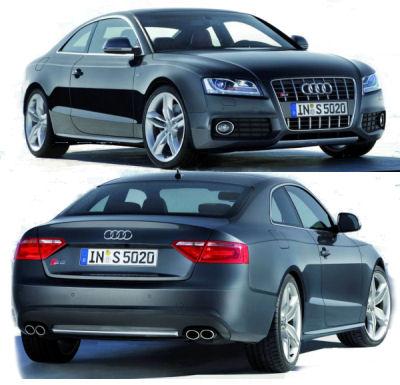 Galerie de photos de la Audi A5 / Audi S5