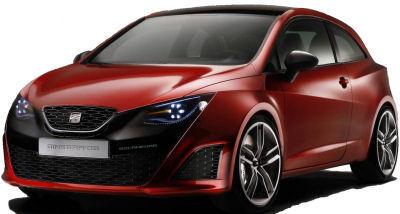 Découvrez le concept-car Seat Bocanegra Sportcoupe concept de 2008, qui annonce la prochaine génération de Seat Ibiza..