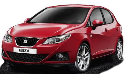 Découvrez la toute dernière génération de Seat Ibiza, ici dans sa version 5 portes. Un design sportif innovant pour le renouveau de la marque espagnole.