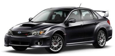 Présentation de la Subaru Impreza WRX STI de 2011.