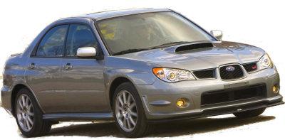 Présentation de la Subaru Impreza WRX STI Limited de 2007.