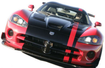 Présentation de la Dodge Viper ACR